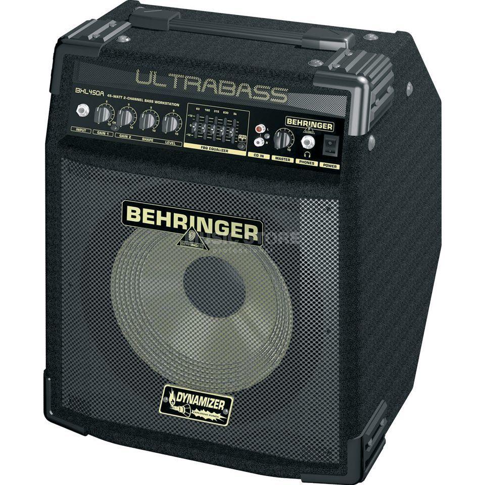 Behringer Ultra Bass